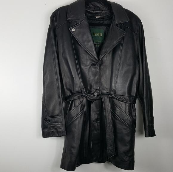 Danier Jackets & Blazers - Danier men's trench coat